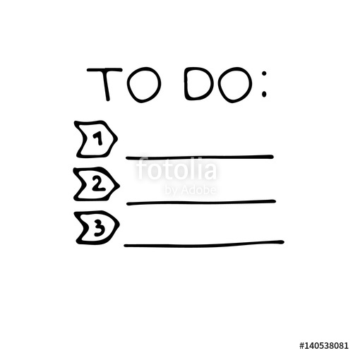 500x500 Check List, Task List, To Do List Vector Icon With Checkmarks And
