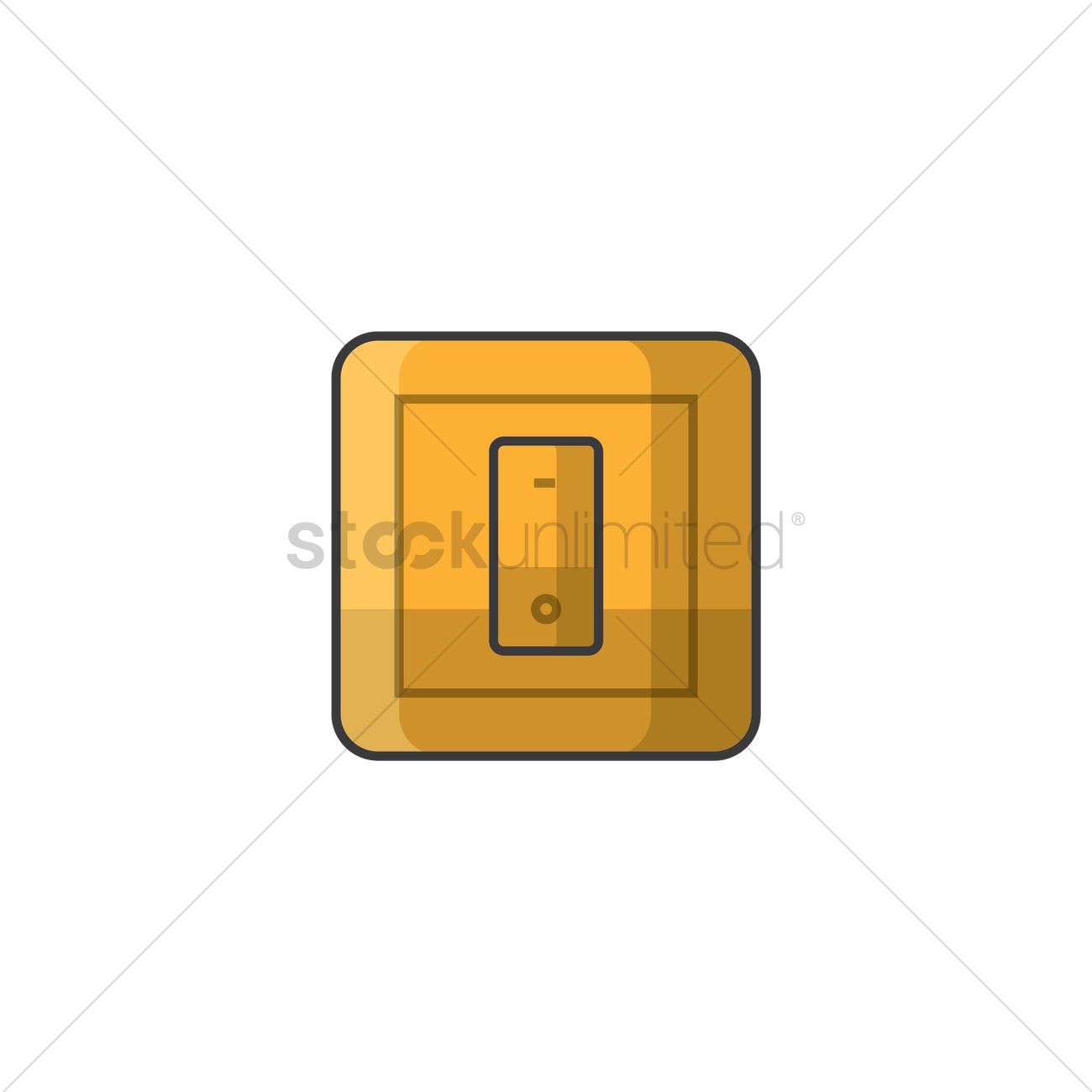 1300x1300 Free Toggle Switch Vector Image