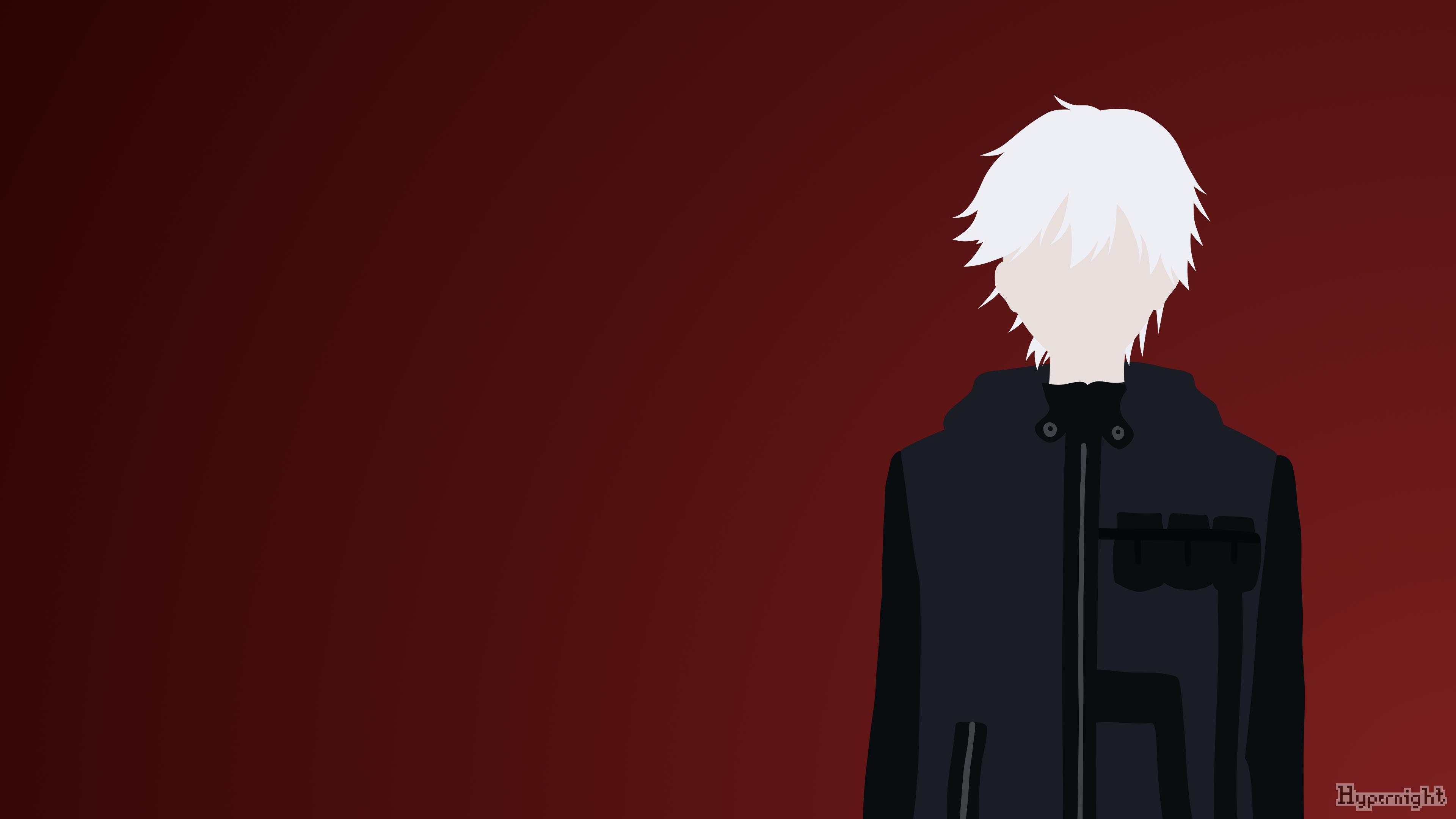 3840x2160 Simpel Tokyo Ghoul By Derhypernight Manga Amp Anime Digital Media