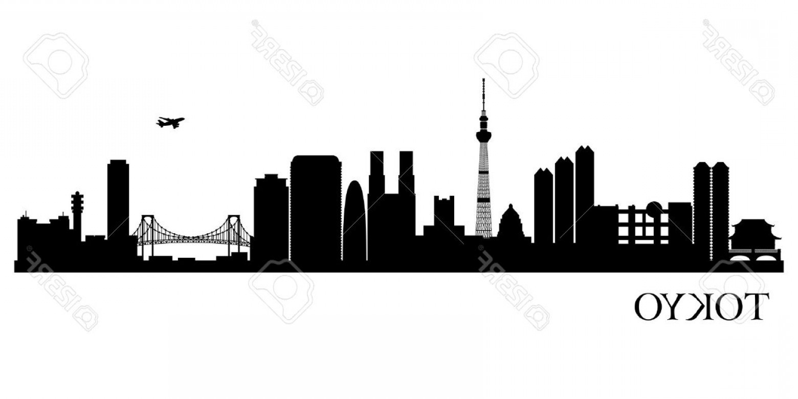 1560x780 Phototokyo City Silhouette Vector Skyline Illustration Arenawp