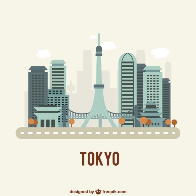 626x626 Tokyo Vectors, Photos And Psd Files Free Download