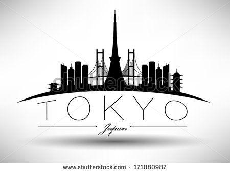 450x339 Modern Tokyo City Skyline Design