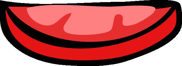 600x217 Tomato Clipart Tomato Slice