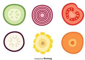 285x200 Tomato Slice Free Vector Graphic Art Free Download (Found 1,021