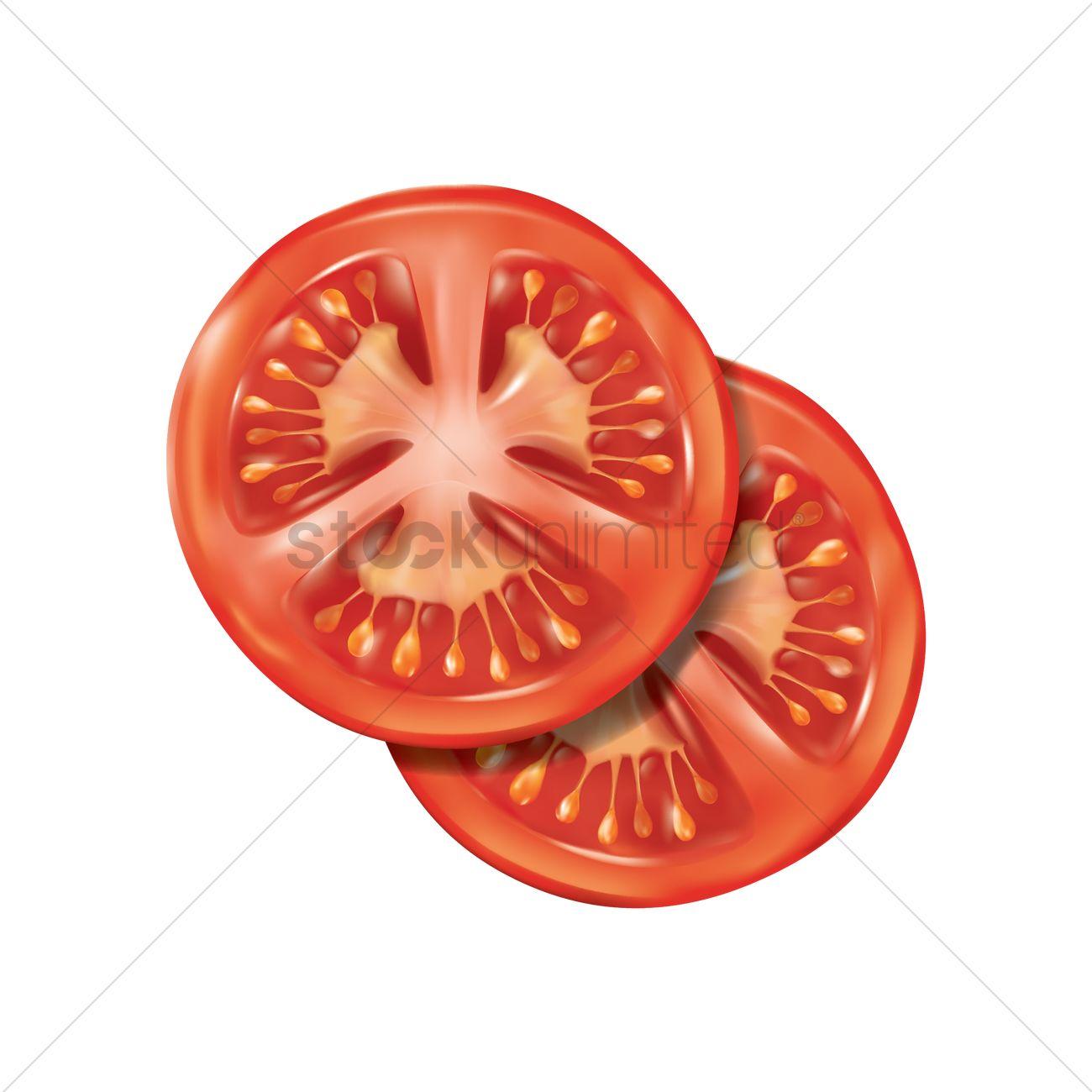 Tomato Vector Art Free