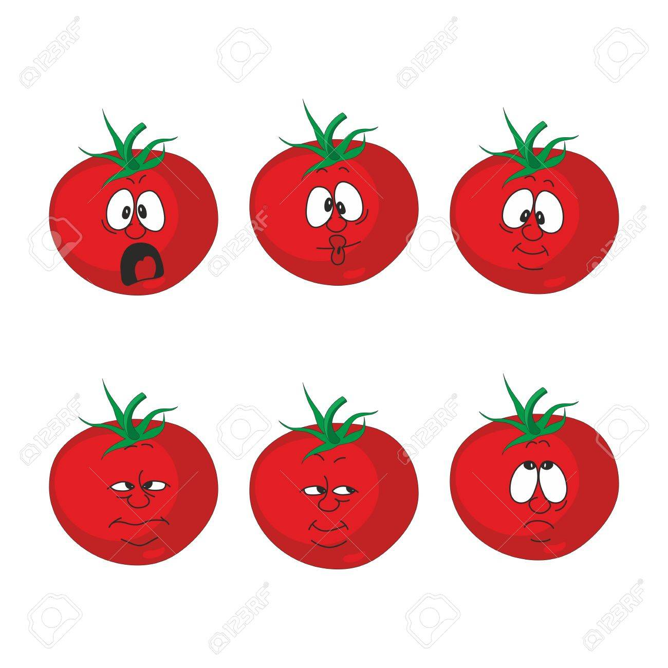 1300x1300 Tomato Clipart Red Tomato ~ Frames ~ Illustrations ~ Hd Images