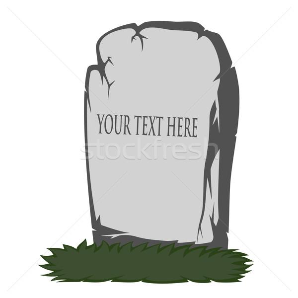 600x600 Spooky Tombstone Vector Illustration Arleevector ( 6148800