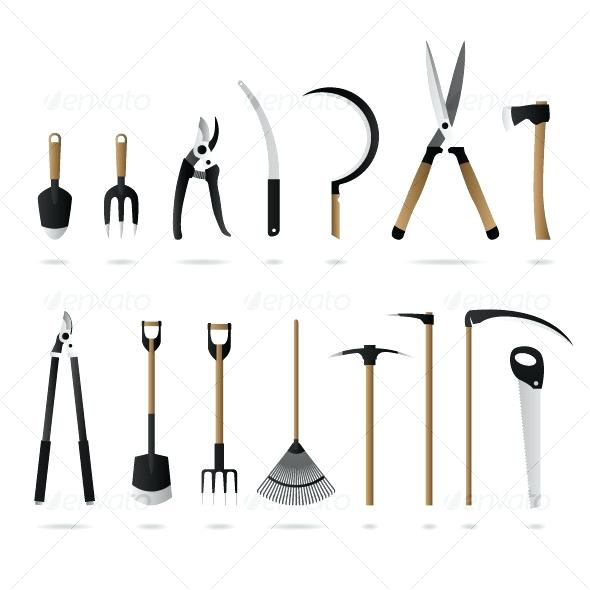 590x590 Tool Gardening Gardening Tool Equipment Vector Man Made Objects