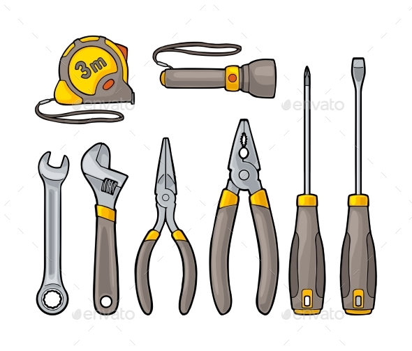Tools Vector at GetDrawings com | Free for personal use
