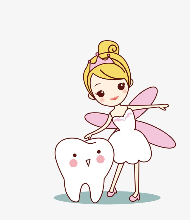 650x755 Tooth Fairy, Cartoon, Tooth Png And Vector For Free Download