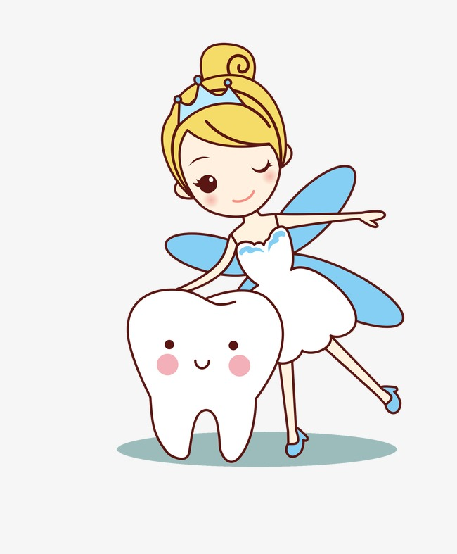 650x787 Tooth Fairy, Tooth Vector, Cartoon, Tooth Png And Vector For Free