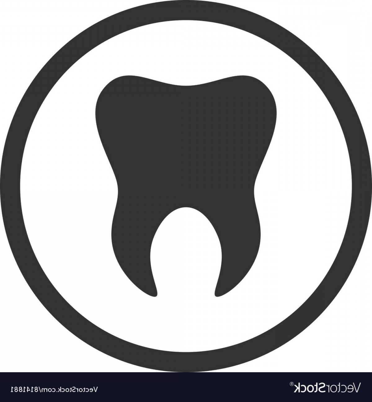 1200x1296 Tooth Icon Logo Template Of Tooth Dental Symbol Vector Shopatcloth