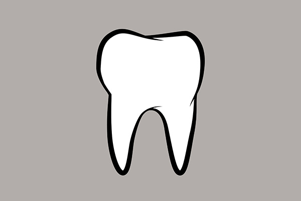 600x400 Vector Dental Tooth Icon