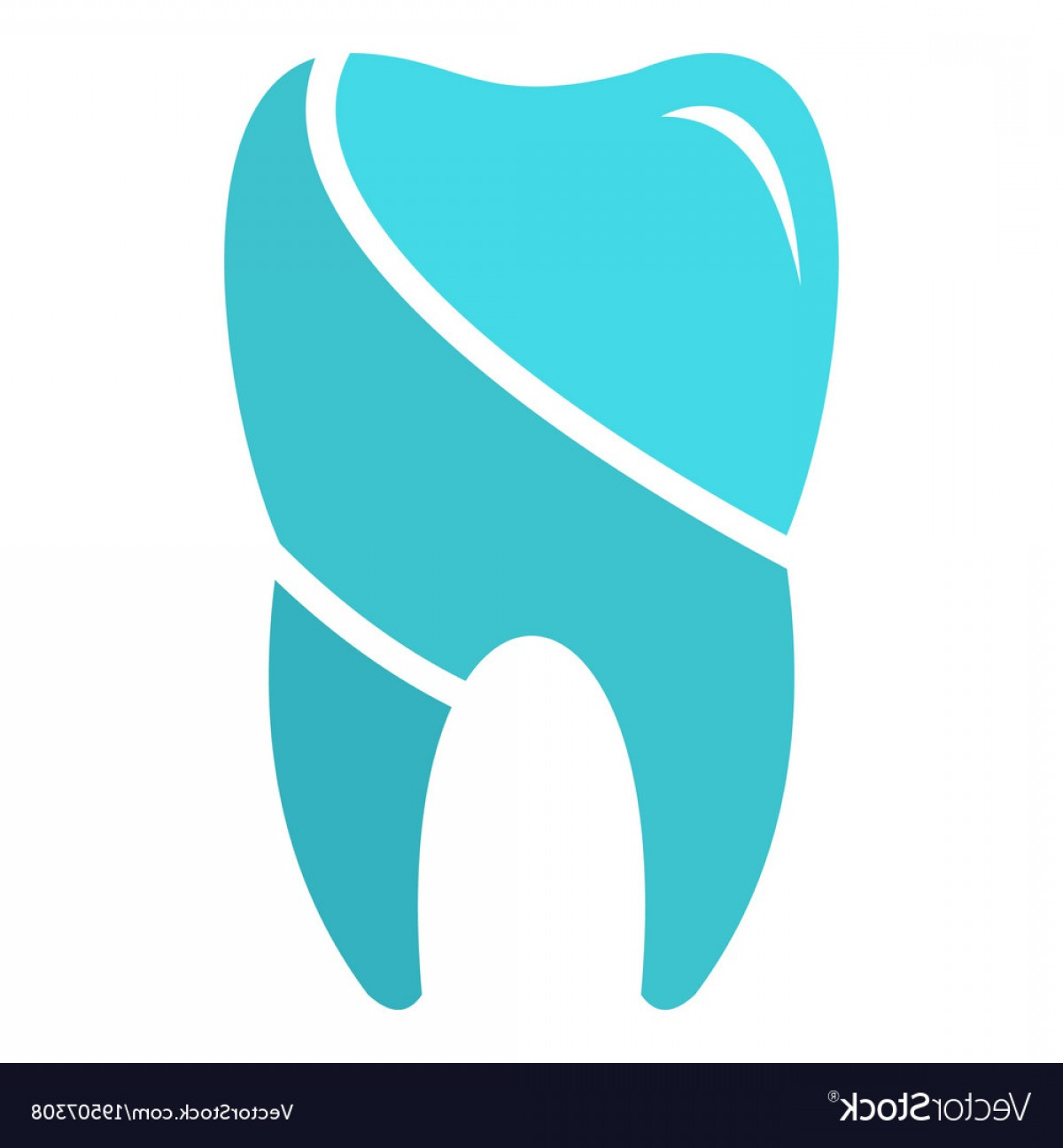 1200x1296 Wise Tooth Logo Icon Flat Style Vector Shopatcloth