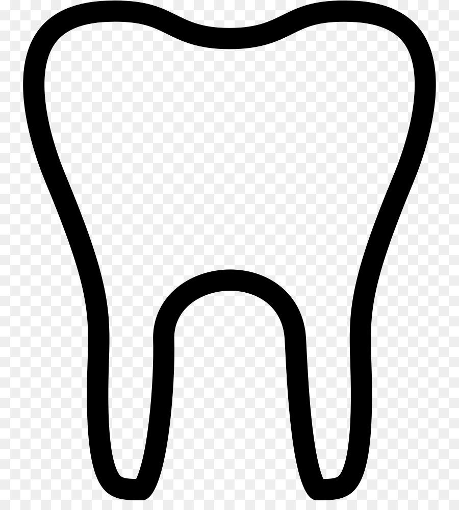 900x1000 Human Tooth Clip Art