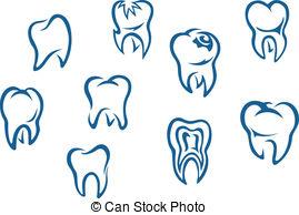 269x194 Teeth Vector Clipart Royalty Free. 93,389 Teeth Clip Art Vector