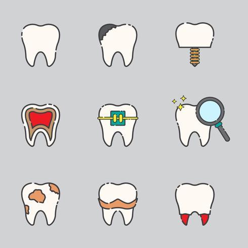 490x490 Free Teeth Vector Icons