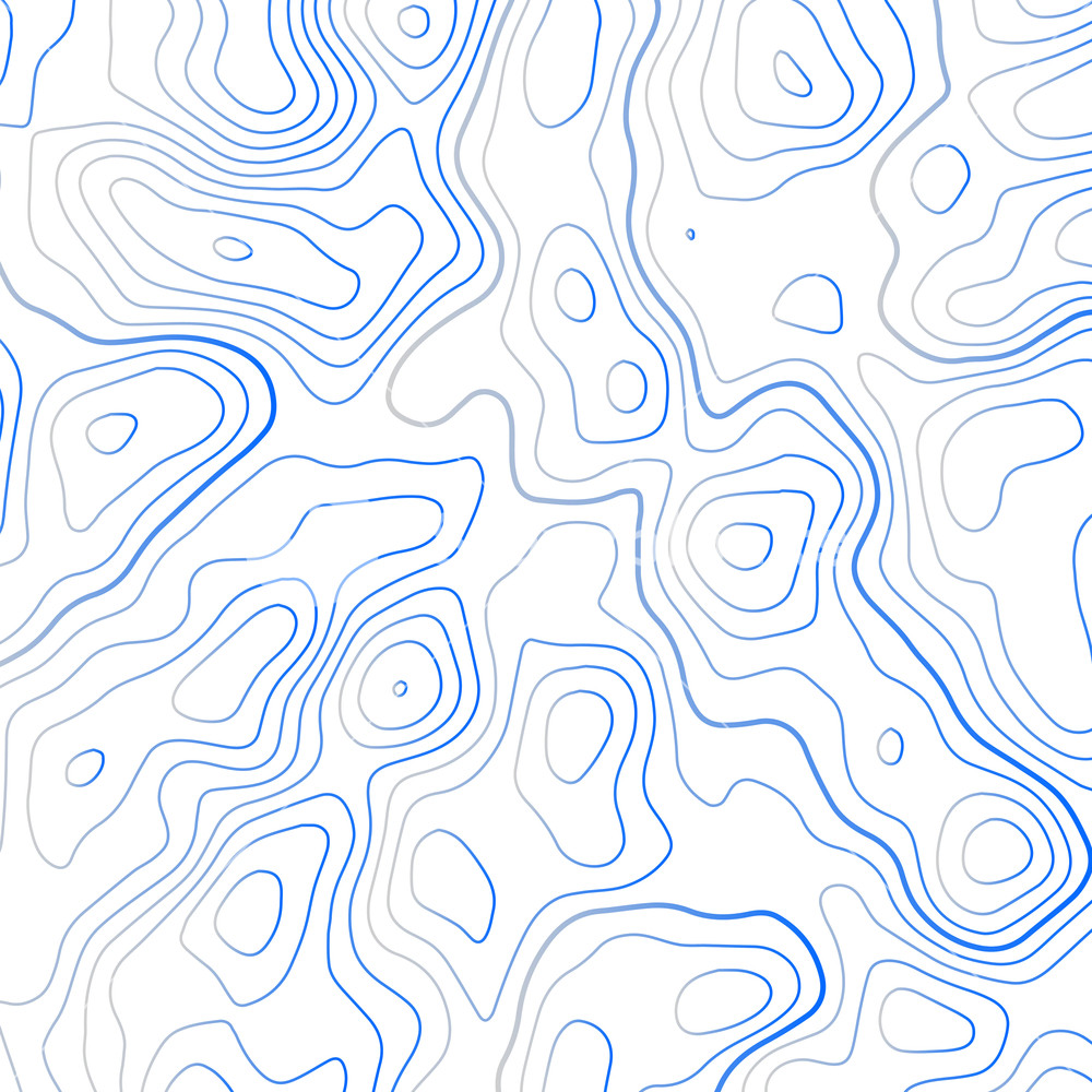 1000x1000 Topographic Map Vector Illustration Background Royalty Free Stock