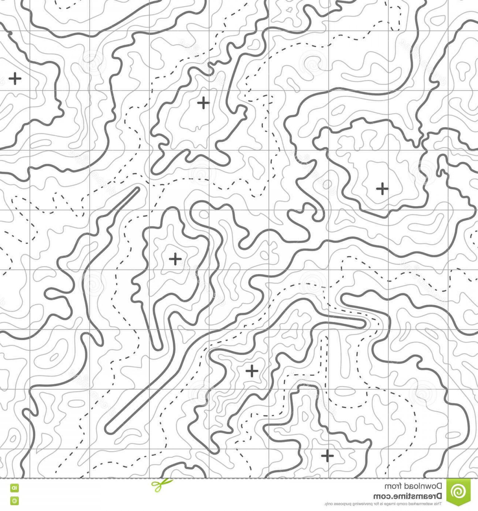 1560x1668 Vector Topographic Map Symbols Arenawp