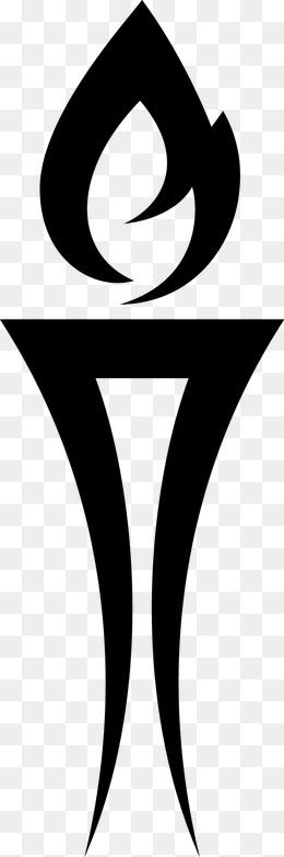 260x782 31 Amazing Sports Torch Vector. Interesting D Sports Logo Sets