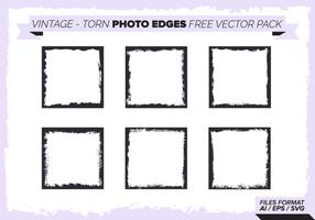 286x200 Torn Fabric Free Vector Art