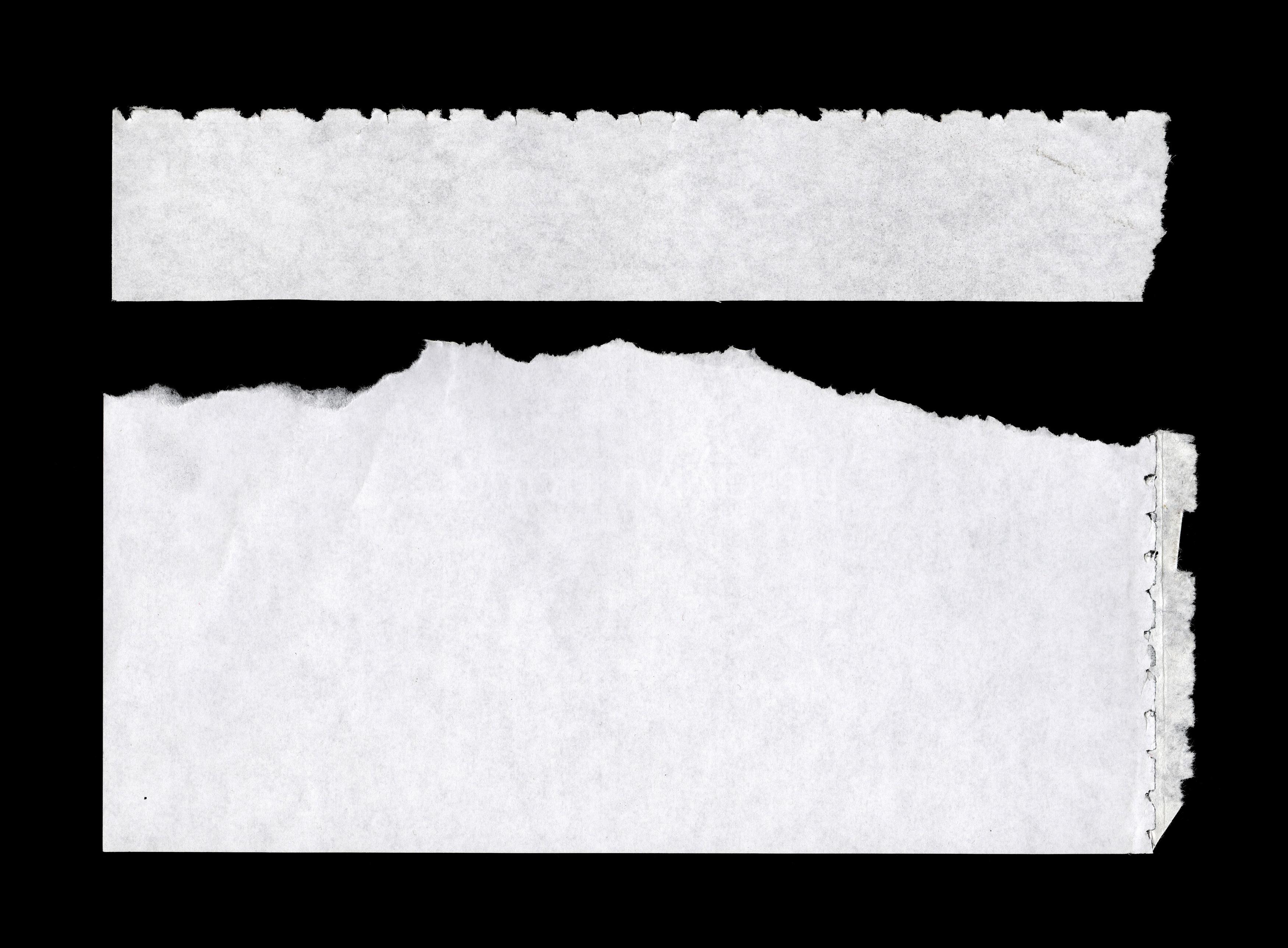 3500x2578 Torn Paper Texture Fabrik