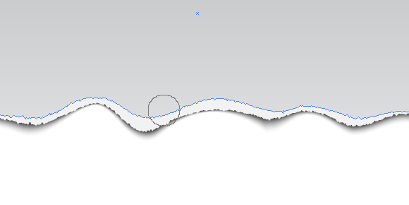 Torn Edge Vector