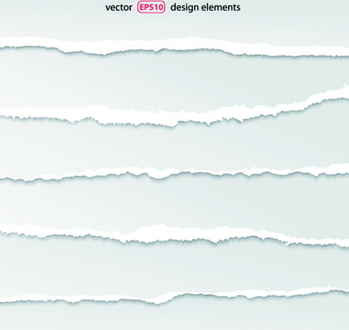 389x368 Torn Paper Eps Free Vector Download (182,376 Free Vector) For