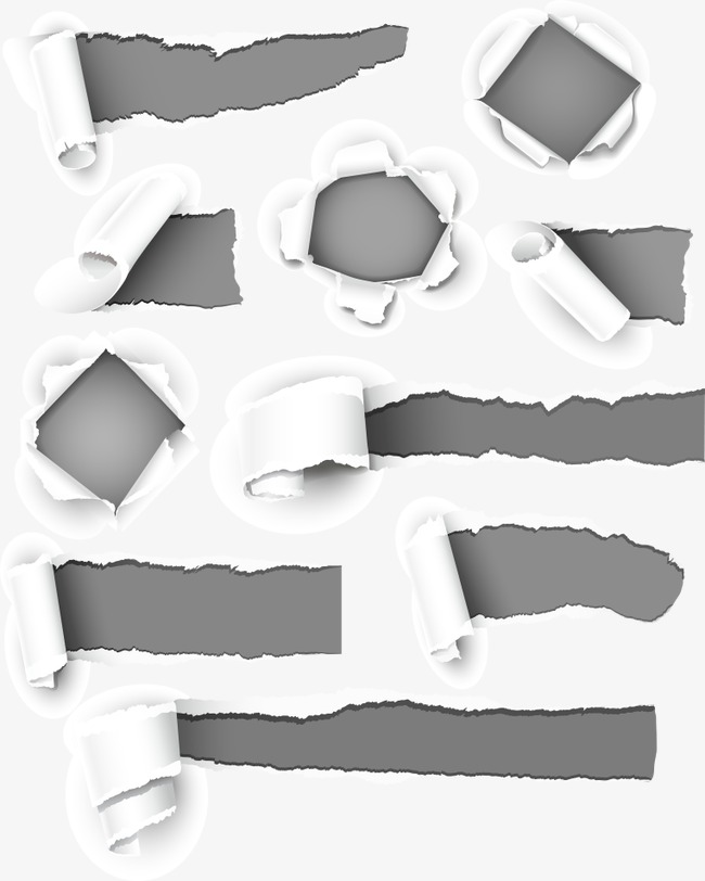 650x812 Vector Torn Edges, Torn Edges, Tear, Torn Edges Effect Png And