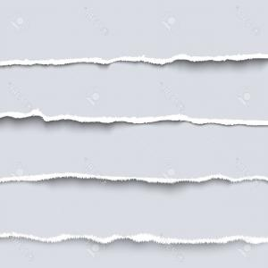 300x300 Torn Paper Ripped Paper Edges Vector Sohadacouri