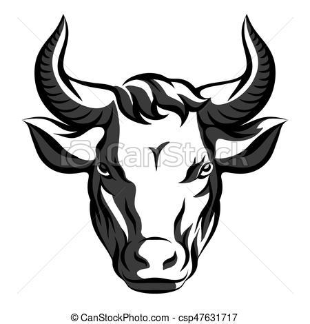 450x470 Head., Vector, Emblema, Toro. Emblema, Vector, Plano De Fondo