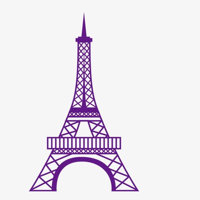 650x650 Colorful Eiffel Tower, City U200bu200bbuilding, Travel Architecture, Paris