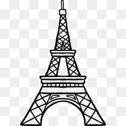 260x260 Download Torre Eiffel Vector Clipart Eiffel Tower Clip Art