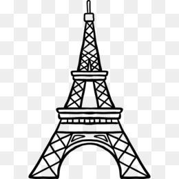 260x260 Download Torre Eiffel Vector Clipart Eiffel Tower Clip Art