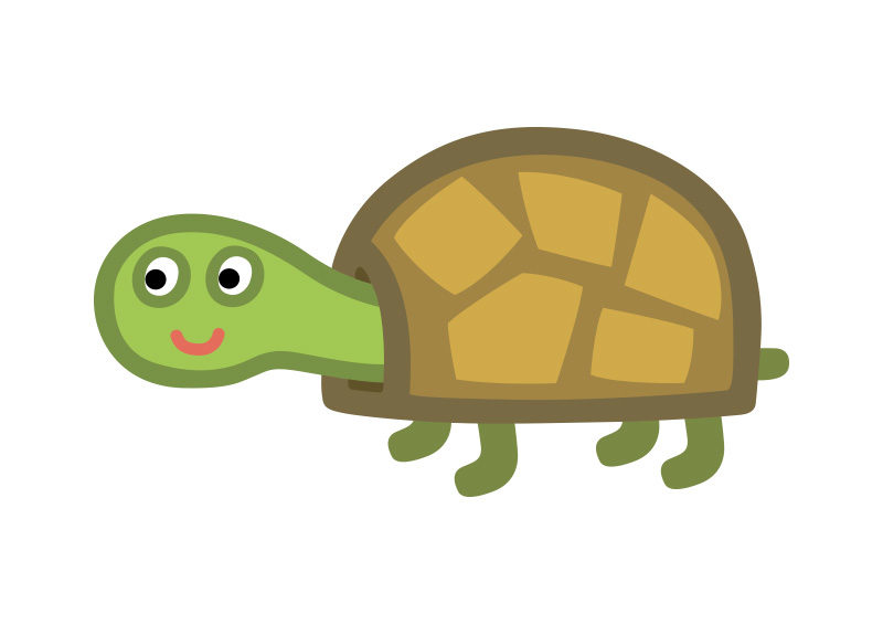 800x566 Tiddles Tortoise Peppa Pig Character Free Vector