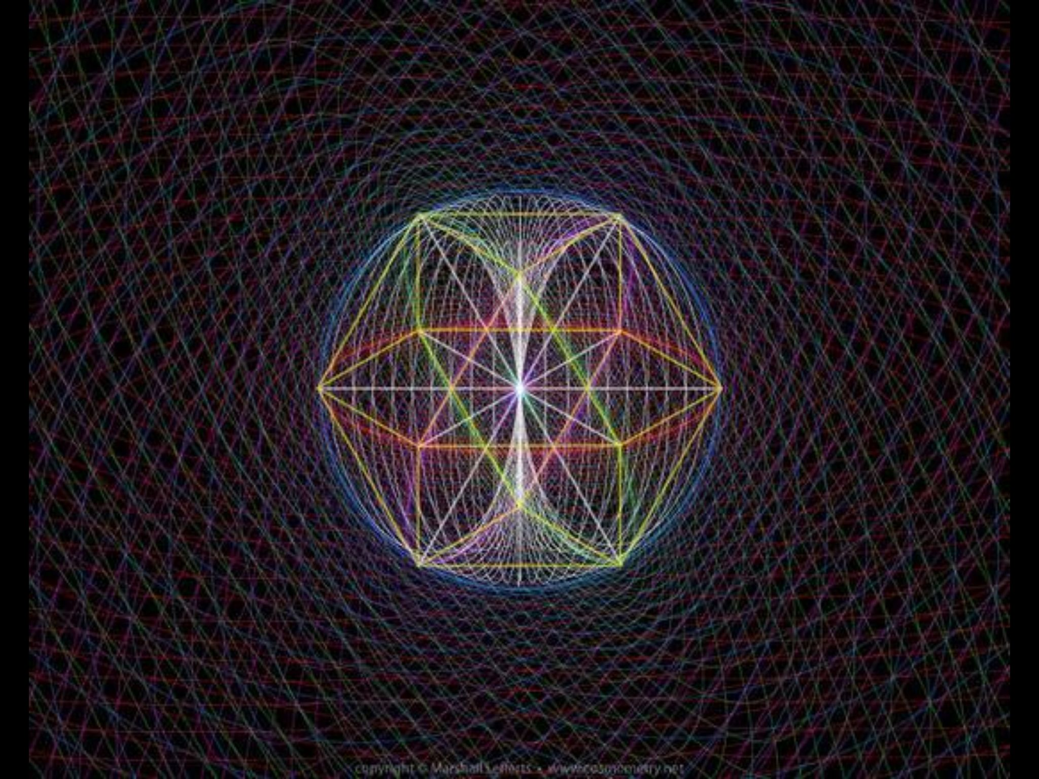 2048x1536 Vector Equilibrium. Torus. Sacred Geometry The Geometry Of Life