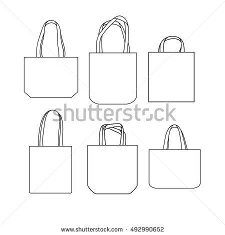 450x470 Tote Bag Stock Images, Royalty Free Images Vectors, Canvas Laundry