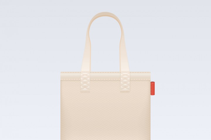 720x479 Blank White Tote Shopping Bag Vector Template By Microvector