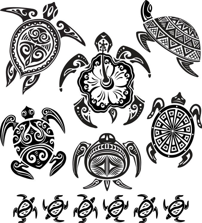 676x747 Free Turtle Totem Vector 1 Psd Files, Vectors Amp Graphics