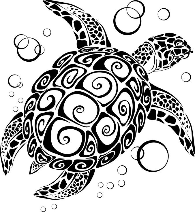 676x736 Free Turtle Totem Vector 2 Psd Files, Vectors Amp Graphics