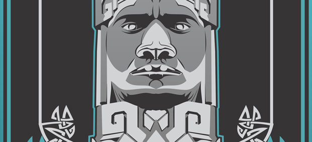 620x282 Totem Free Vector Download