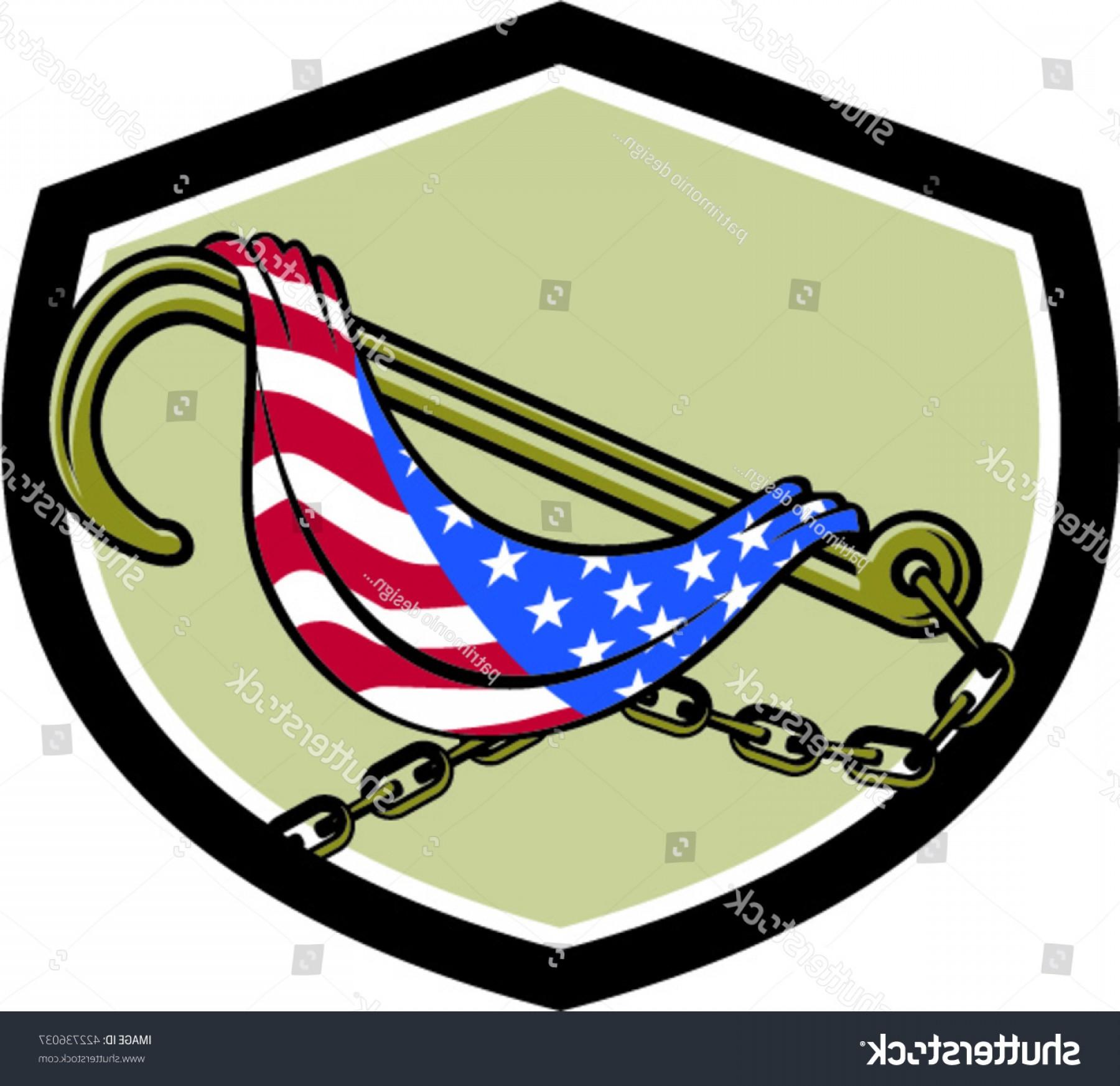 1800x1746 Illustration Towing J Hook Chain Draped Shopatcloth