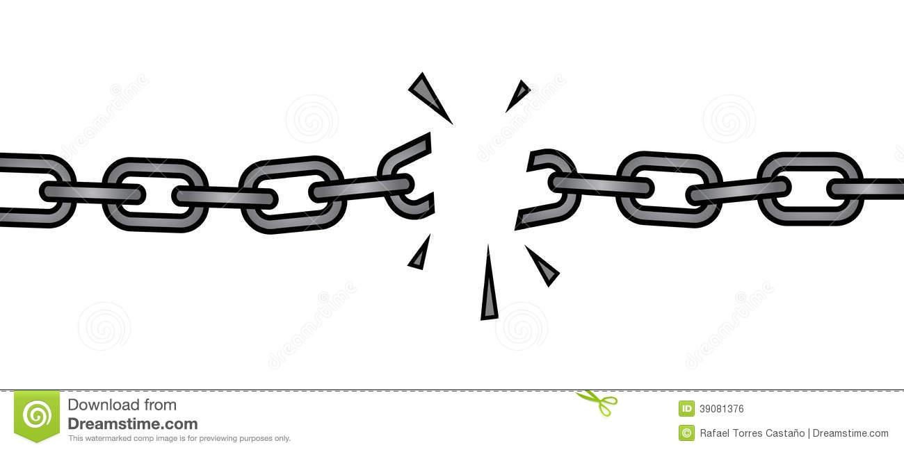 1300x651 Broken Chain Link