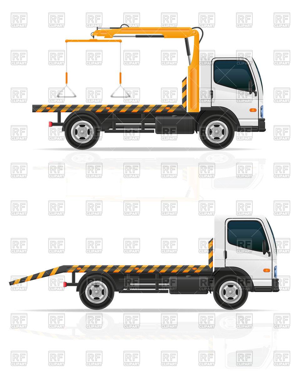 933x1200 Tow Truck (Breakdown Van)
