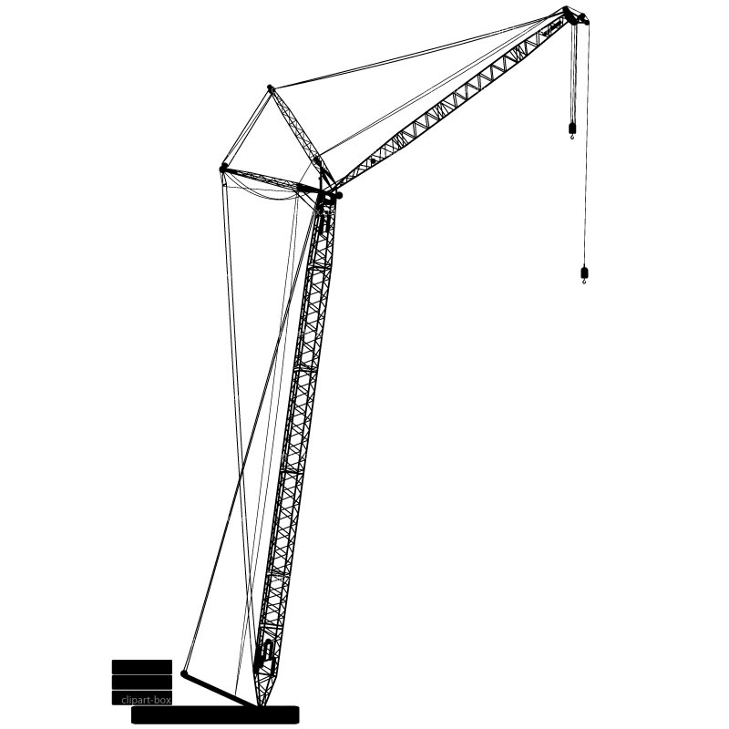 800x800 Hook Clipart Tower Crane Free Collection Download And Share Hook