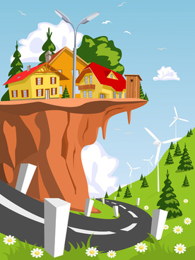 276x368 Town Free Vector Download (275 Free Vector) For Commercial Use