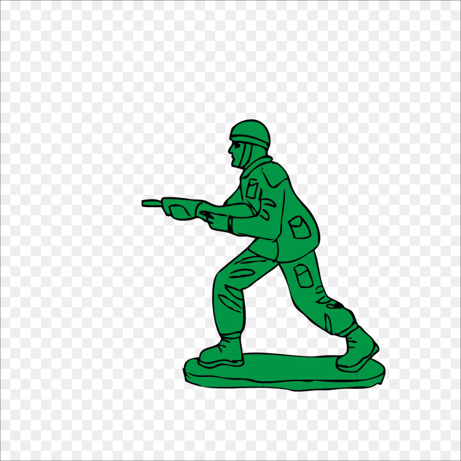 900x900 Toy Soldier Euclidean Vector Illustration