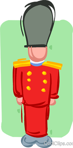 238x480 Toy Soldiers Royalty Free Vector Clip Art Illustration Vc025835