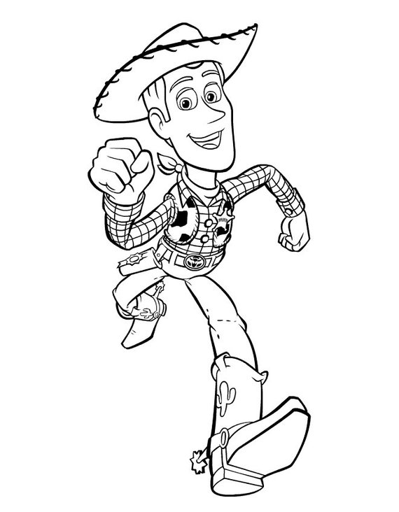 570x732 Toy Story Vinyl Ready Vector Collection Etsy
