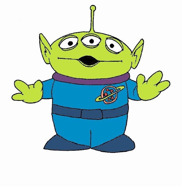 620x636 Woody Toy Story Vector Inspirational Toy Story Alien Drawing